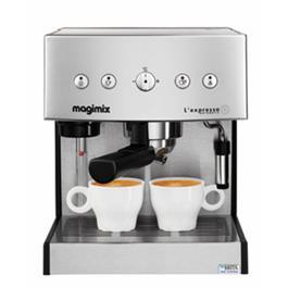 Magimix L apos;Espresso Automatic 11414 mat chroom