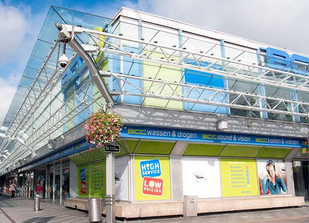 BCC winkel Amsterdam Noord