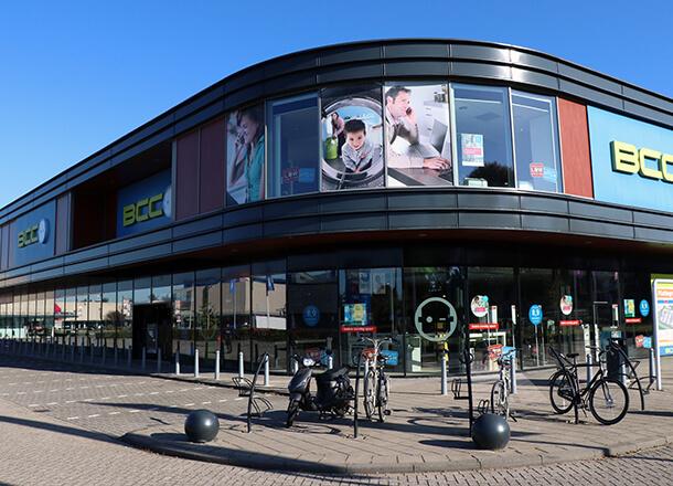 BCC winkel Breda