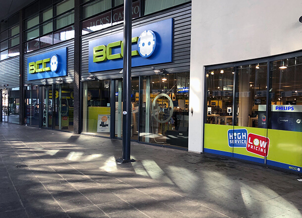BCC winkel BCC Nijmegen Dukenburg