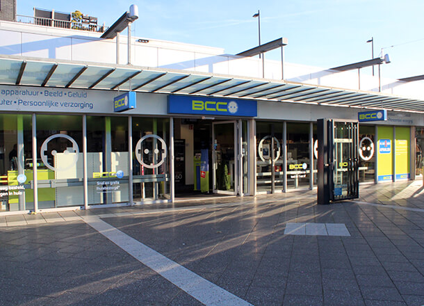 BCC winkel BCC Eindhoven Woensel