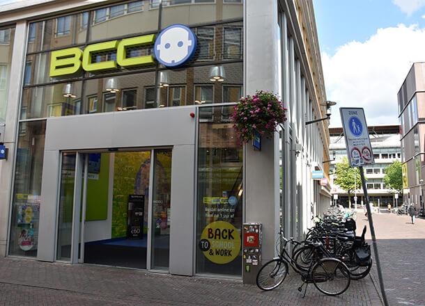 BCC winkel Amsterdam Oostpoort