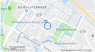 Locatie BCC Amsterdam Noord