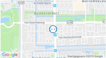 Locatie BCC Amsterdam Buitenveldert
