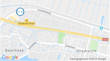 Locatie BCC Sliedrecht