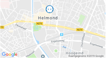 Locatie BCC Helmond