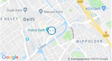 Locatie BCC BCC Delft