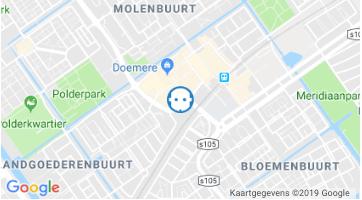 Locatie BCC Almere