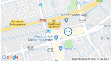 Locatie BCC Rotterdam Alexandrium
