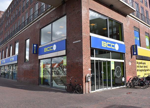 BCC winkel BCC Delft
