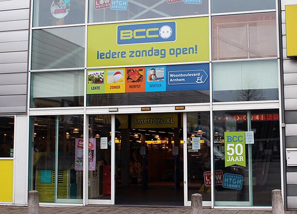 BCC winkel Arnhem