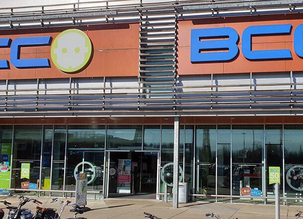 BCC winkel Hengelo