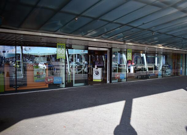 BCC winkel BCC Muiden Maxis