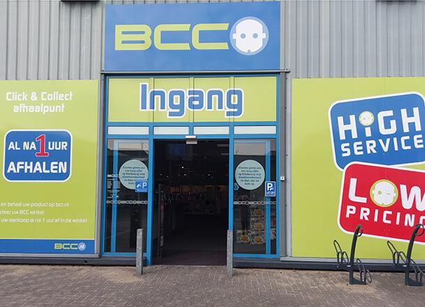 BCC winkel Almere
