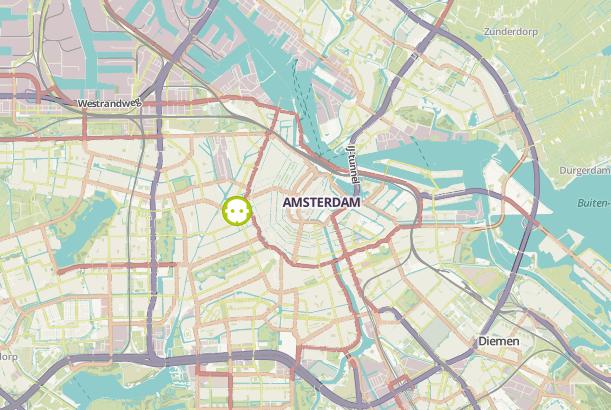 Locatie BCC BCC Amsterdam West