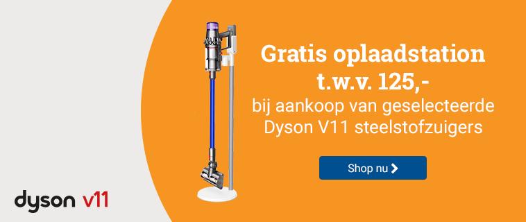 Dyson V11 + oplaadstation