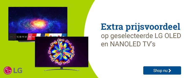 LG TV Extra prijsvoordeel